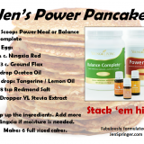 Recipe for Protein Pancakes!